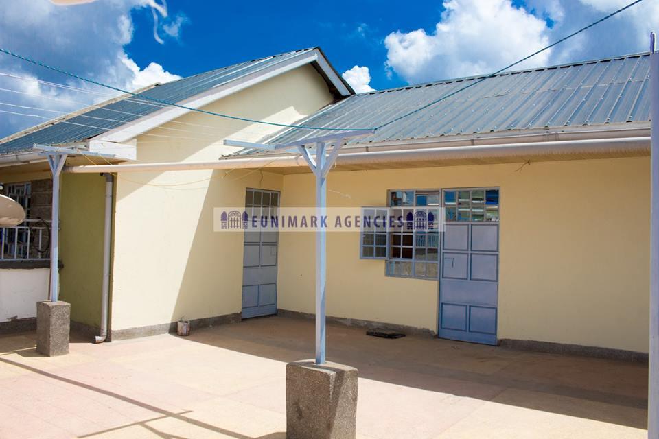 Newly Built One Bedrooms Bedsitters Eunimark Agencies