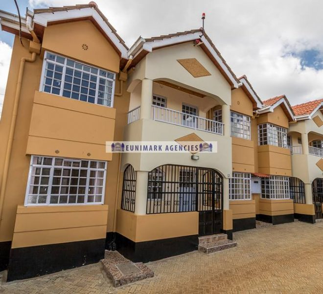 LOWE KABETE 4 BEDROOMS